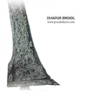 Dhapur Keris Brojol