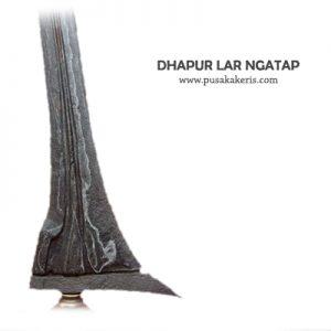Dhapur Keris Lar Ngatap