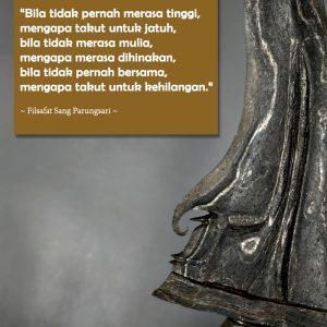 Keris Parungsari Wengkon Isen Tangguh Kartasura