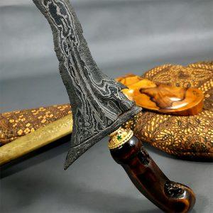 Pusaka Keris Sabuk Inten Mataram Sultan Agung