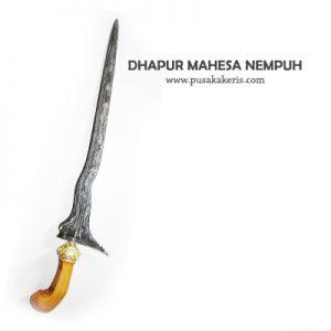Dhapur Keris Mahesa Nempuh