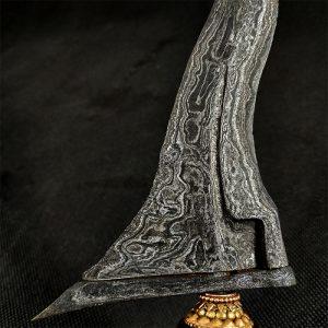 LANGKA Keris Kyai Kalanadah Luk 5 Mataram Sultan Agung