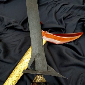 Keris Kontemporer Panji Pengawak Wojo Kamardikan Antik Unik