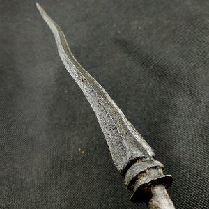 Pusaka Tombak Cacing Kanil Majapahit Sepuh Kuno