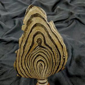 Keris Kyai Semar Pamor Gunung Kobong Unik Tangguh Pajajaran Kuno