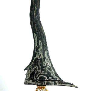 Keris Carubuk Luk 7 Tangguh Majapahit Asli Kuno