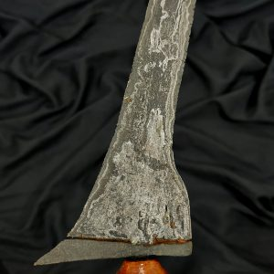 Keris Patrem Asli Dhapur Brojol Pamor Rojo Gundolo Semar Sepuh Kuno