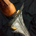 Keris Sabuk Inten Panji Wilis Kinatah Emas 3 Wedono Mataram Senopaten Kuno