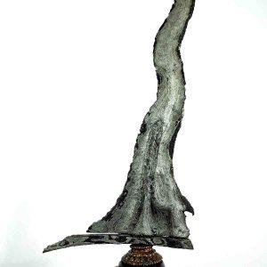 Keris Kuno Sengkelat Majapahit Pamor Pedaringan Kebak Meteor