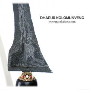Dhapur Keris Kolomunyeng