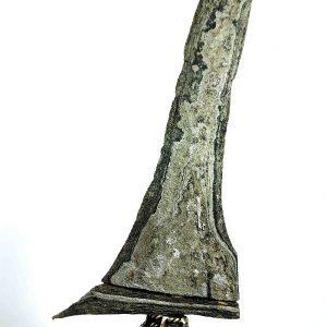 Keris Sapukala Pusaka Bugis Kuno