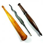 Tombak Pusaka Kuno Pandawa Luk 5 Mataram Sultan Agung
